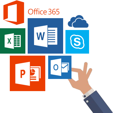 Office 365 visual